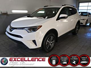 Used 2018 Toyota RAV4 LE AWD*MAGS/ECRAN/BANC CHAUFFANT* for sale in Laval, QC