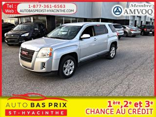 Used 2011 GMC Terrain SLE-1 for sale in St-Hyacinthe, QC