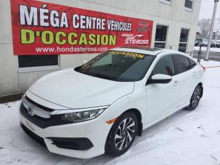 Used 2016 Honda Civic EX AUTOMATIQUE GARANTIE HONDA 5/120 for sale in Laval, QC