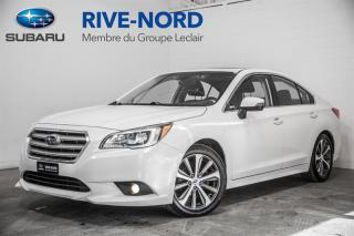 Used 2017 Subaru Legacy Limited EyeSight NAVI+CUIR+TOIT.OUVRANT for sale in Boisbriand, QC