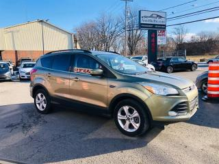 Used 2013 Ford Escape 4WD-Ecran-Air-Mags-Jamais Accidentée for sale in Laval, QC