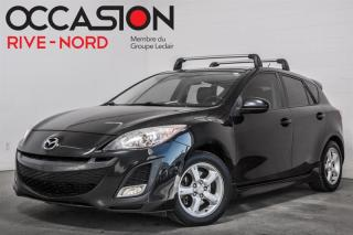 Used 2011 Mazda MAZDA3 Sport GS CUIR-TOIT+++ for sale in Boisbriand, QC