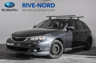 Used 2009 Subaru Impreza Bancs chauffants+Toit ouvrant+++ for sale in Boisbriand, QC