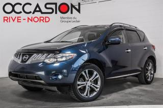 Used 2009 Nissan Murano 4x4 CUIR-TOIT-MAGS+++ for sale in Boisbriand, QC