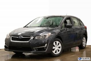Used 2016 Subaru Impreza 2.0i for sale in Brossard, QC