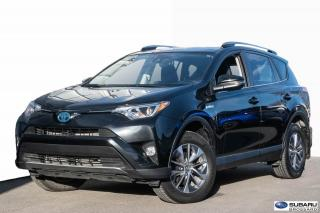 Used 2017 Toyota RAV4 Hybrid XLE for sale in Brossard, QC
