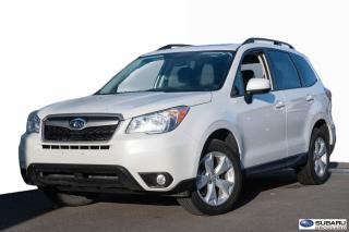 Used 2016 Subaru Forester 2.5i Touring Pkg for sale in Brossard, QC