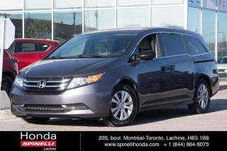 Used 2016 Honda Odyssey DEAL PENDING SE 8 PASSAGERS BAS KM BAS KM 8 PASSAGERS for sale in Lachine, QC