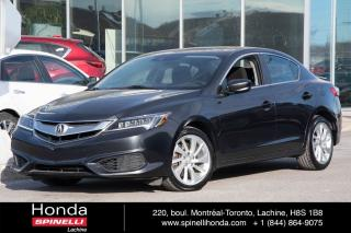 Used 2016 Acura ILX AUTO MAGS TOIT BAS KM AUTO AC MAGS TOIT BLUETOOTH CAM RECUL++ for sale in Lachine, QC