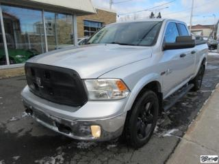 Used 2016 RAM 1500 Outdoorsman **VENDU** for sale in Varennes, QC