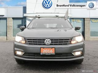 Used 2016 Volkswagen Passat Comfortline 1.8T 6sp at w/ Tip for sale in Brantford, ON