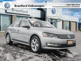 Used 2014 Volkswagen Passat Comfortline 2.0 TDI 6sp DSG at w/ Tip for sale in Brantford, ON