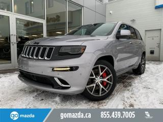 Used 2016 Jeep Grand Cherokee SRT for sale in Edmonton, AB