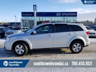 Used 2011 Dodge Journey SXT/POWER OPTIONS/CRUISE CONTROL for sale in Edmonton, AB