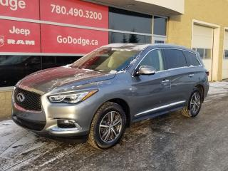 Used 2018 Infiniti QX60 QX60 AWD / Sunroof / GPS Navigation / Power Liftgate for sale in Edmonton, AB