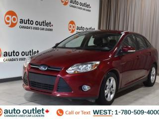 Used 2013 Ford Focus Se, 2.0L I4, Fwd, Cloth heated seats, Bluetooth for sale in Edmonton, AB