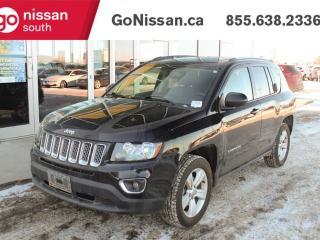 Used 2017 Jeep Compass SUNROOF HEATED SEATS BLUETOOTH for sale in Edmonton, AB