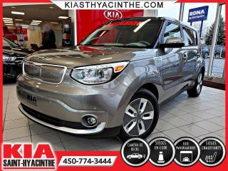 Used 2017 Kia Soul EV LUXURY ** TOIT PANO / NAVI / CUIR for sale in St-Hyacinthe, QC