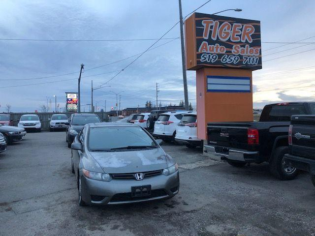 2006 Honda Civic EX**ONLY 111 KMS**ALLOYS**AUTO**AS IS SPECIAL
