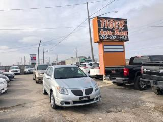 Used 2005 Pontiac Vibe ALL WHEEL DRIVE**ONLY 102KMS**AUTO**4 CYLINDER** for sale in London, ON