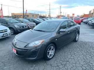 Used 2010 Mazda MAZDA3 GS for sale in Hamilton, ON