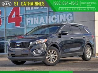 Used 2017 Kia Sorento LX AWD for sale in St Catharines, ON