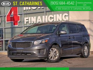 Used 2017 Kia Sedona LX+ | Power Sliding Door | Heated Seat | 7in Scrn for sale in St Catharines, ON