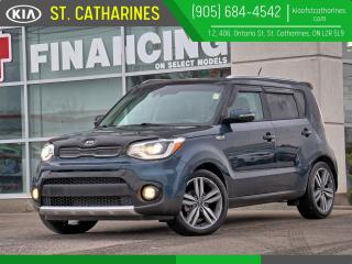 Used 2017 Kia Soul EX Tech | Navigation | Lane Assist | Cooled Seat for sale in St Catharines, ON