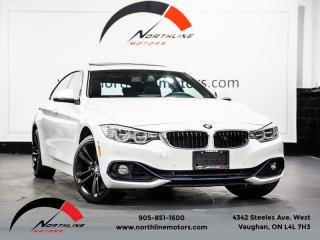 Used 2015 BMW 4 Series 428i xDrive Gran Coupe|Navigation|Camera|Heated Leather for sale in Vaughan, ON
