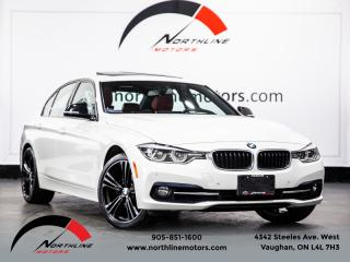 Used 2016 BMW 3 Series 328i xDrive|Sport|Navigation|Heads Up Disp|Red Leather|Cam for sale in Vaughan, ON