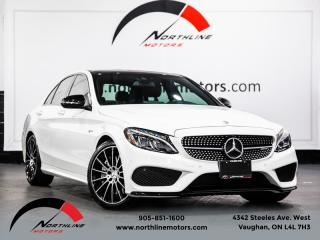 Used 2017 Mercedes-Benz C-Class C43 AMG 4MATIC|Navigation|360 Camera|Blindspot|Sport Exhaust for sale in Vaughan, ON