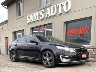 Used 2012 Kia Optima 4dr Sdn Auto Hybrid for sale in Hamilton, ON