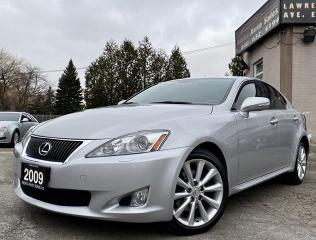 Used 2009 Lexus IS 250 AWD for sale in Scarborough, ON