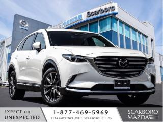 Used 2020 Mazda CX-9 $4000+SAVING|0%FINANCE|DEMO|SIGNATURE|AWD for sale in Scarborough, ON