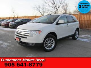 Used 2009 Ford Edge SEL  SEL-TRIM AWD 4DR for sale in St. Catharines, ON