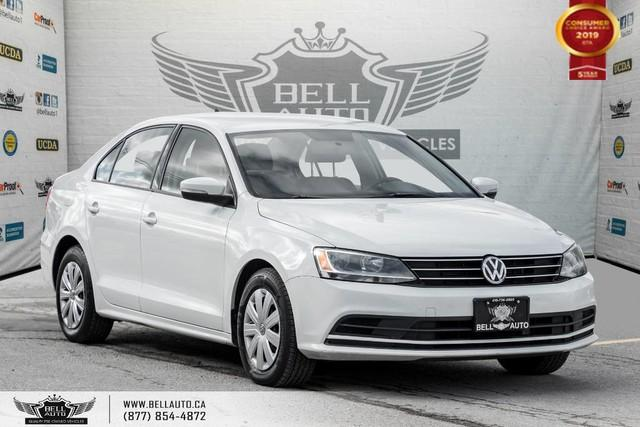 2015 Volkswagen Jetta Sedan Trendline, BACK-UP CAM, HEATD SEATS, CRUISE CNTRL