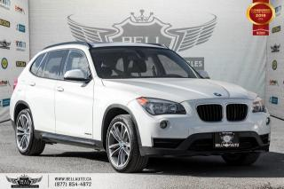Used 2015 BMW X1 xDrive28i, NO ACCIDENT, AWD, PARK ASST, PANO ROOF, BLUETOOTH for sale in Toronto, ON