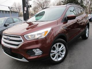 Used 2018 Ford Escape SE ~ ONE OWNER ~ 18,000KMS ~ BACK-UP CAM ~ AUTO for sale in Burlington, ON