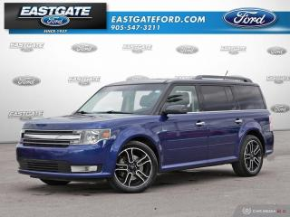 Used 2015 Ford Flex SEL for sale in Hamilton, ON