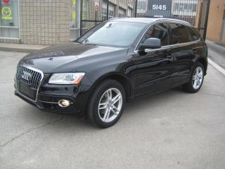 Used 2014 Audi Q5 quattro S-line Navigation/Blind spot for sale in North York, ON