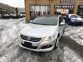 Used 2011 Volkswagen Passat CC 4dr DSG Highline-R Line for sale in North York, ON