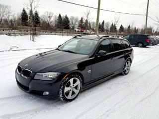 Used 2010 BMW 3 Series 328i xDrive touring familiale 4 portes for sale in St-Eustache, QC