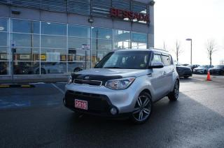 Used 2016 Kia Soul SX for sale in Pickering, ON