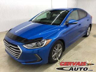 Used 2017 Hyundai Elantra GL MAGS APPLE CARPLAY SIÈGES CHAUFFANTS for sale in Shawinigan, QC