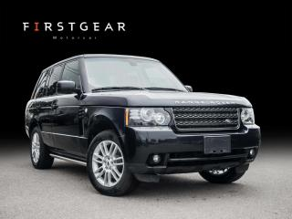 Used 2012 Land Rover Range Rover HSE I NAVIGATION I Back Up for sale in Toronto, ON