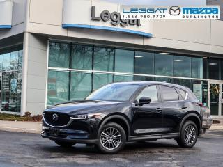 Used 2019 Mazda CX-5 GS - AWD, BLUETOOTH, MOONROOF, HEATED SEATS + STEERING WHEEL, REAR CAMERA for sale in Burlington, ON