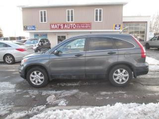 Used 2011 Honda CR-V LX  4WD for sale in Waterloo, ON