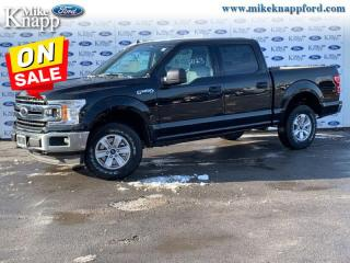 New 2020 Ford F-150 XLT  - 2.7L - Trailer Tow Package - for sale in Welland, ON