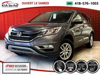 Used 2015 Honda CR-V EX *AWD *CAMERA *SIEGES CHAUFFANTS for sale in Québec, QC