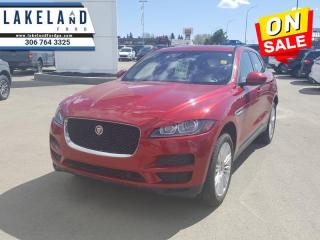 Used 2017 Jaguar F-PACE 20d Premium  - Sunroof -  Bluetooth - $270 B/W for sale in Prince Albert, SK